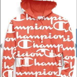 NWT Champion Reverse Weave Pullover Hoodie